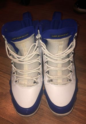 Jordan Retro 9's for Sale in Medford, MA