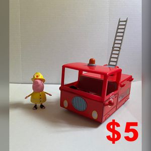 Peppa Fire Truck for Sale in Rowland Heights, CA