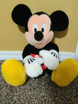 Disney Mickey Mouse Plushie for Sale in Everett,  WA