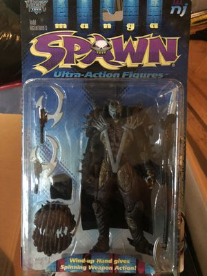 Manga Spawn Serious 9 Manga Ninja Spawn - Ultra Action Figure McFarlane Toys for Sale in Brooklyn, NY