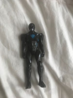 New black ranger action figure for Sale in Byron, CA