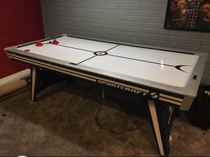 Sportcraft air hockey table for Sale in Columbus, OH