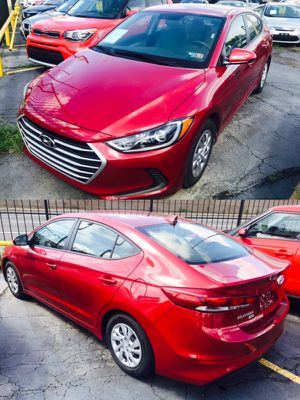 2017 Hyundai Elantra LOW DOWN 1500$ for Sale in Bellaire, TX