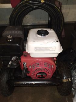 EXCELL HONDA COMMERCIAL PRESSURE WASHER 3GAL/MIN 6.5H.P for Sale in Battle Ground,  WA