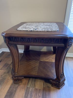 Ashley couch table and end tables for Sale in Lawrenceville, GA