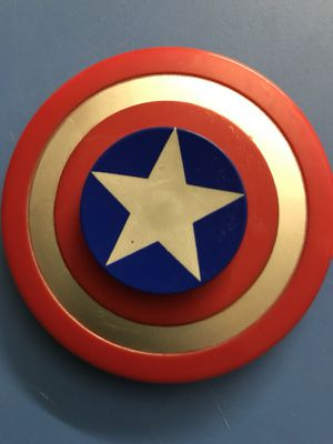 Brand new - Captain America fidget spinner - NO Delivery for Sale in Arlington, VA