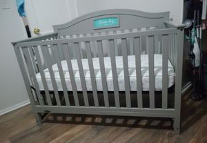Crib + essentials for sale for Sale in East Hartford, CT