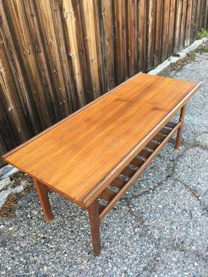Danish Mid Century Coffee Table for Sale in Burbank, CA