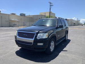 2008.FORD EXPLORER XLT ...3 row seats leather motor v6 cylinder for Sale in West Palm Beach, FL