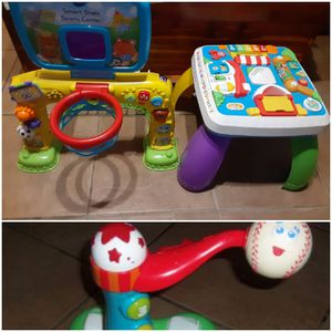 !!!Just REDUCED!!! Take ALL 3 Toddler Toys for Sale in San Antonio, TX