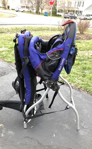 Baby backpack hiking carrier for Sale in Herndon, VA