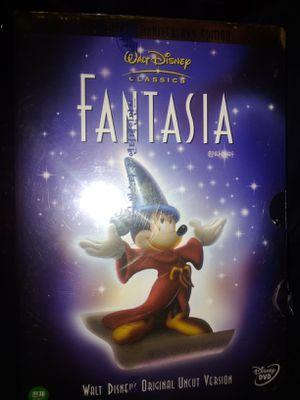 Special anniversary edition Fantasia for Sale in Tacoma, WA