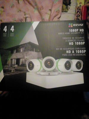 Ezviz home security kit for Sale in Kawkawlin, MI