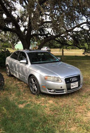 2006 Audi A4 Quattro for Sale in Bandera, TX
