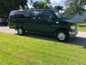 2000 E350 Extended passenger Cargo van 150.000 miles for Sale in West Palm Beach, FL