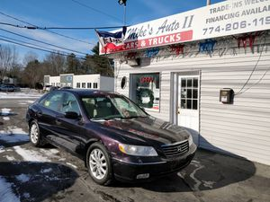 2006 Hyundai Azera limited for Sale in New Bedford, MA