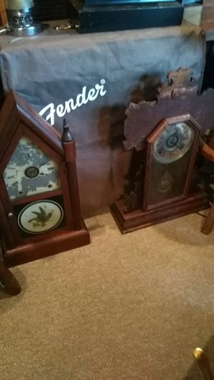 Antique clocks wide variety inexpensive for Sale in Seattle, WA