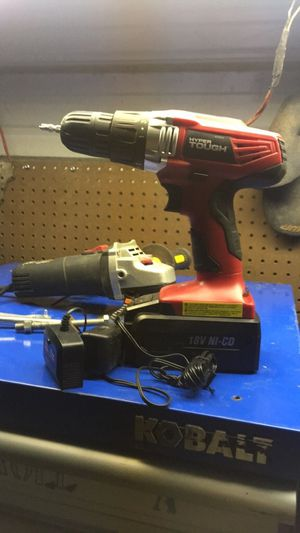 Drill and charger for Sale in Rainbow City, AL