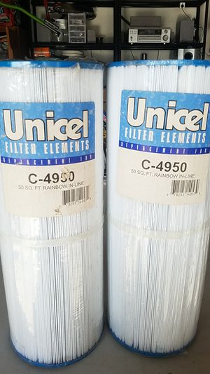 unicel filter element for hot tub 2 for 30 or best offer for Sale in Buena Park, CA