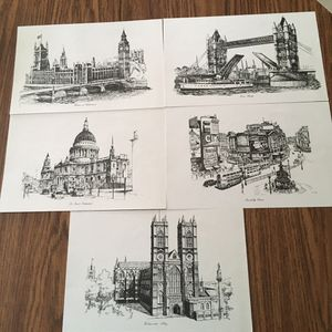 London England Landmarks Prints for Sale in Stuart, FL