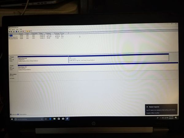 "HP Elitebook 8770W 17.3"" Mobile WorkStaion Notebook PC Gunmetal Gray 16Gb 2 hard drives"