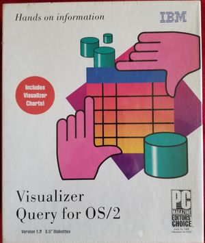 Visualizer Query for OS/2 for Sale in Bridgeport, CT