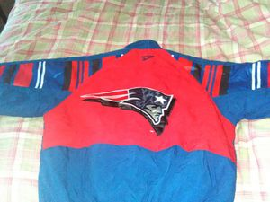 New England Patriots Pro-Line jacket extra large for Sale in Cleveland, OH