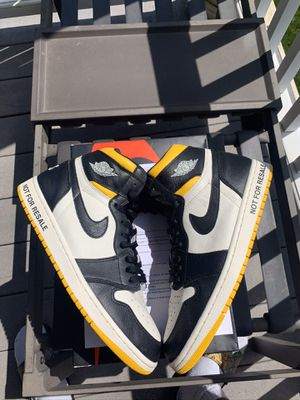 Jordan 1 not for resale for Sale in Upper Marlboro, MD