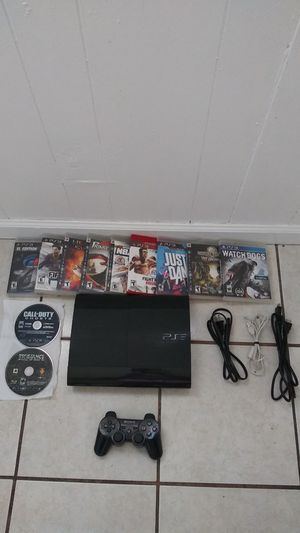 PlayStation3 for Sale in West Covina, CA