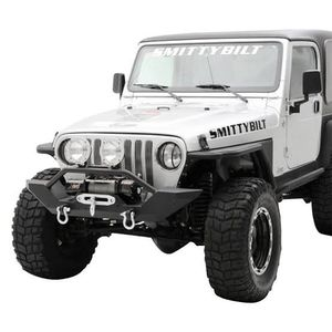 smittybilt front bumper for jeep tj for Sale in Imperial Beach, CA