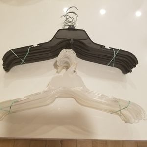 Space saving hangers-130, various, can sell individually or all for Sale in Los Angeles, CA
