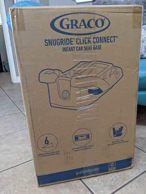 GRACO Click Connect car seat base for Sale in Pflugerville, TX