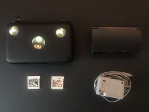 Nintendo 3DS Bundle - Case + 2 Games for Sale in Fort Worth, TX