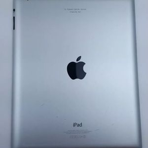 Apple iPad 3 Used 16GB Silver A1416 (WIFI) Damaged for Sale in Chino, CA