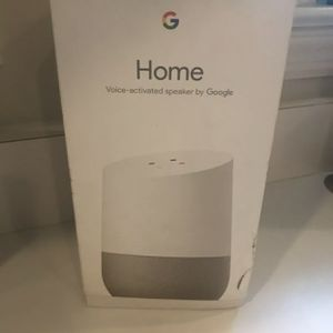 Google Home Smart Assistant - White Slate - NEW for Sale in Fairfax, VA