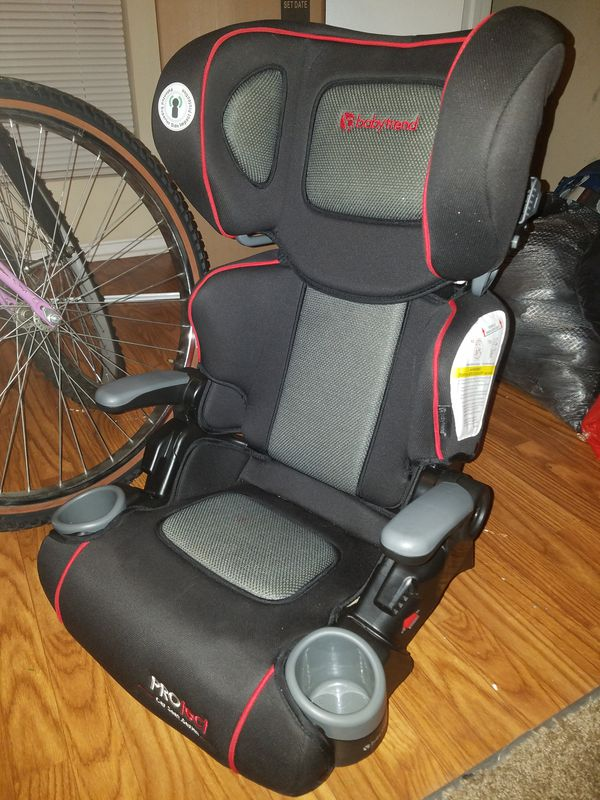 Baby Trend booster car seat