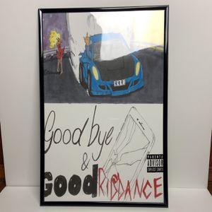 Juice wrld Rap Album for Sale in La Habra Heights, CA