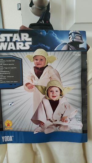 Yoda kids costume for Sale in Sanford, FL