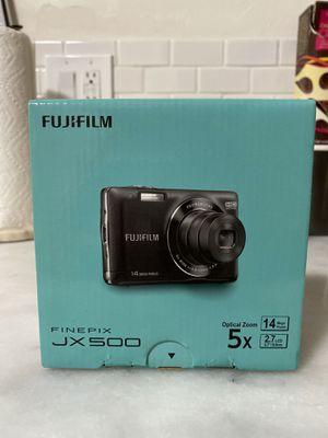 Fujifilm FinePix JX500 Digital Camera (Black) BRAND NEW IN BOX!! for Sale in Boca Raton, FL