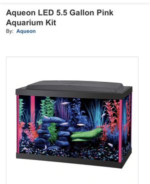 Fish Tank (Glow) for Sale in Harrisburg, PA