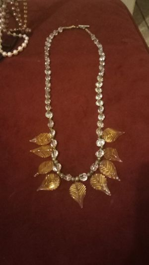 Unique homemade beautiful necklace for Sale in Colton, CA