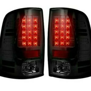 2009-2015 Dodge Ram 1500 2500 3500 Full LED Smoke Tail Ligths 2 pcs set for Sale in City of Industry, CA