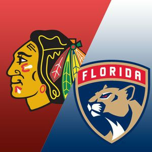 4 Florida Panthers Tickets Home Opener Vs Chicago Blackhawks 1/17 for Sale in Fort Lauderdale, FL
