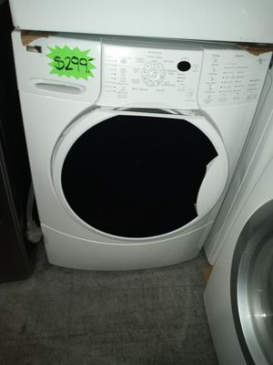 KENMORE FRONT LOAD WASHER WORKING PERFECT W/4 MONTHS WARRANTY for Sale in Baltimore, MD