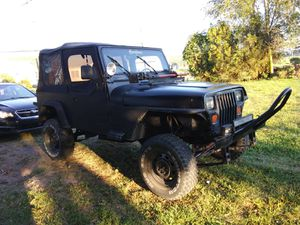 Wrangler for Sale in Tamaqua, PA