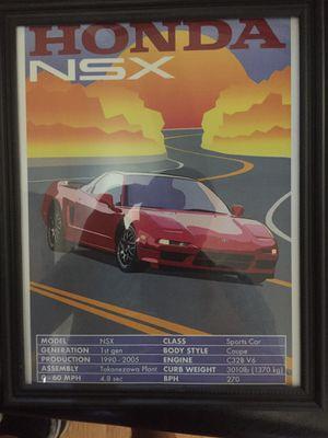 NSX frame Dope for Sale in Santa Maria, CA