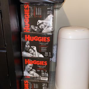 Huggies Special Delivery Diapers for Sale in Baltimore, MD