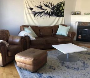 Couch, Loveseat And Ottoman Set for Sale in San Ramon,  CA