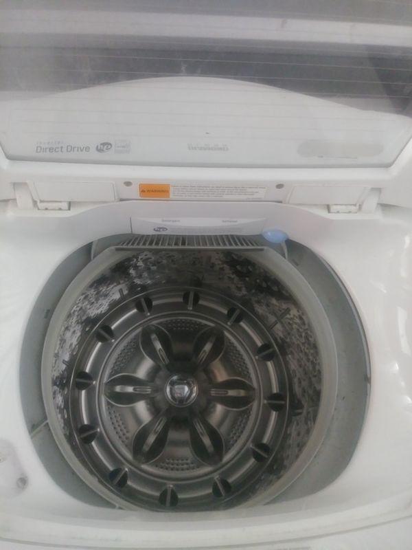 LG Washer machine