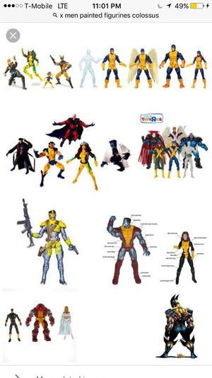 Various xmen collectible statues , busts, figurines for Sale in Brentwood, CA